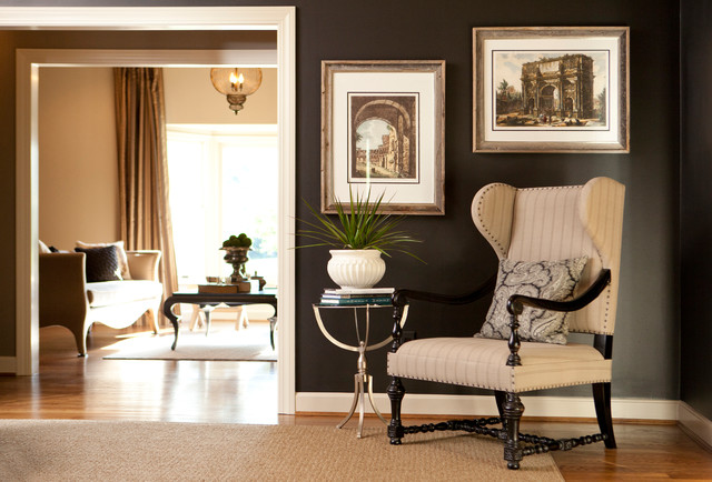 Indian hill home for Hill james design d interieur