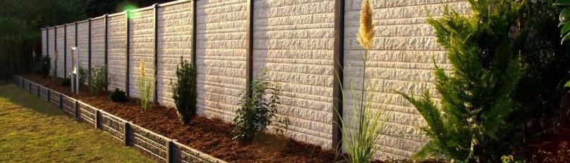 Betonzäune deluxe betonzäune