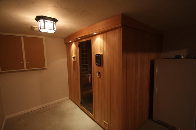 sauna in basement rh houzz co uk