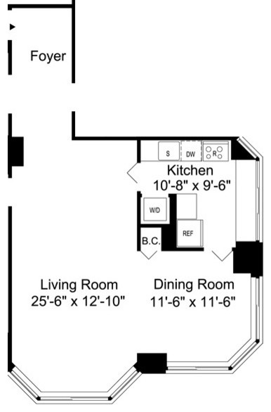 Arranging An L Shaped Living Dining Room