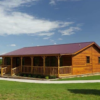 Ulrich Log Cabins Project Photos Reviews Cleburne Tx Us Houzz