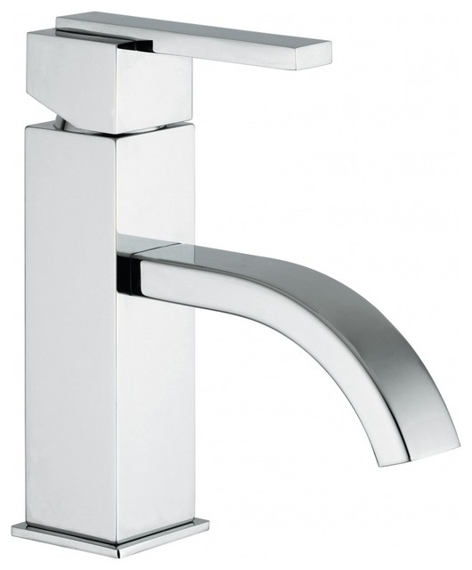 Handle Bathroom Vanity Sink Faucet