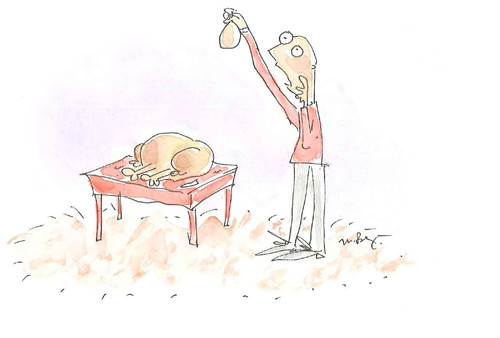 Thanksgiving Tales: When the Turkey Tanks