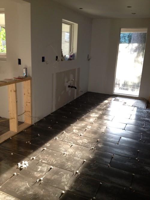 Which Way Should Rectangular Tiles Run In Smaller Rectangular Halls An