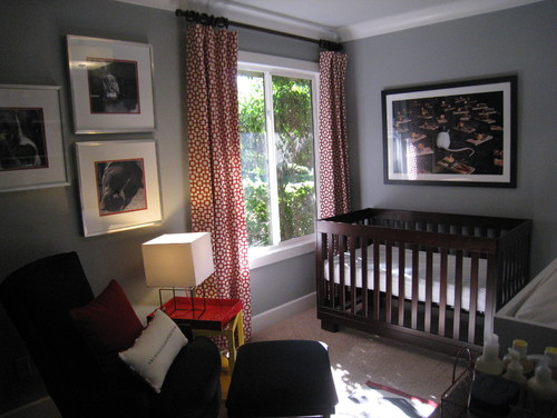 Baby Boys Urban Cool Nursery eclectic kids