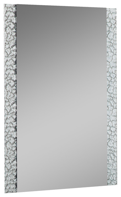 "Toronto Bathroom Wall Mirror, 25""x30""."