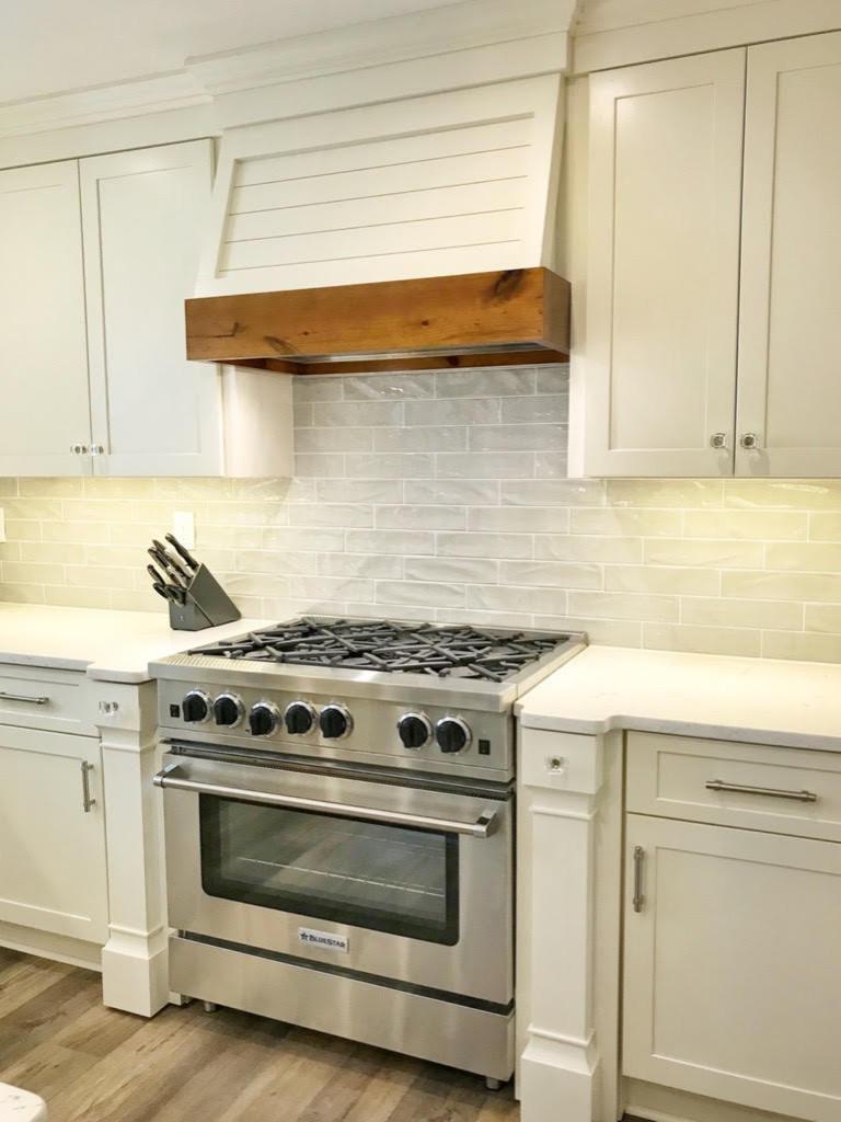 Custom Kitchen in Peachtree City