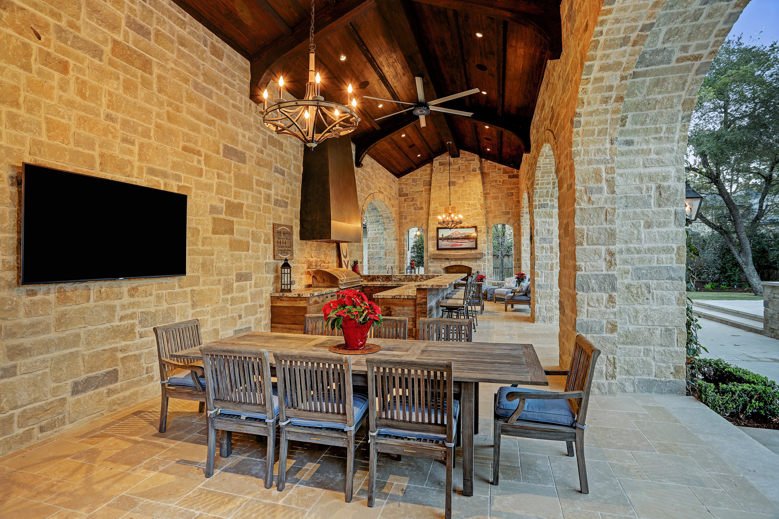Hunter's Creek French Country
