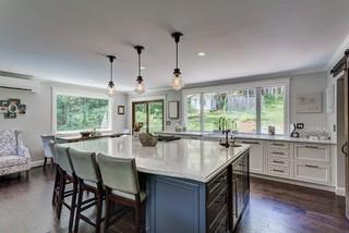 Bangor, Maine Kitchen Renovation - Modern - Other - by ...