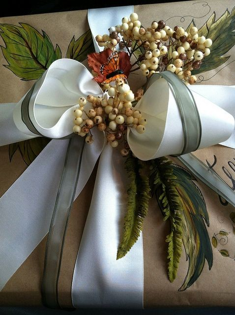 Gift Wrap Details