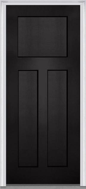 "3 Panel Shaker Fiberglass 37.5""x81.75"" Lh In-Swing."
