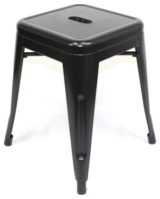 Tolix H Stool Contemporary Bar Stools And Counter