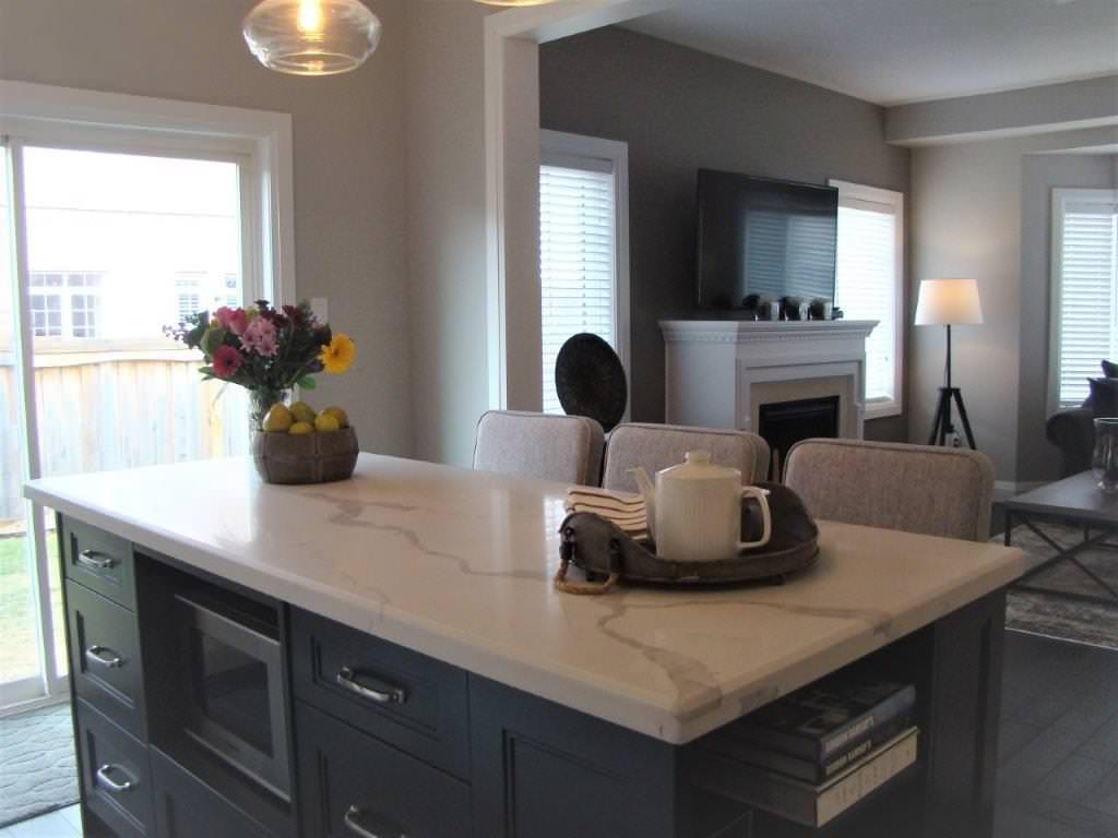 Main Floor Renovation | Milton, ON