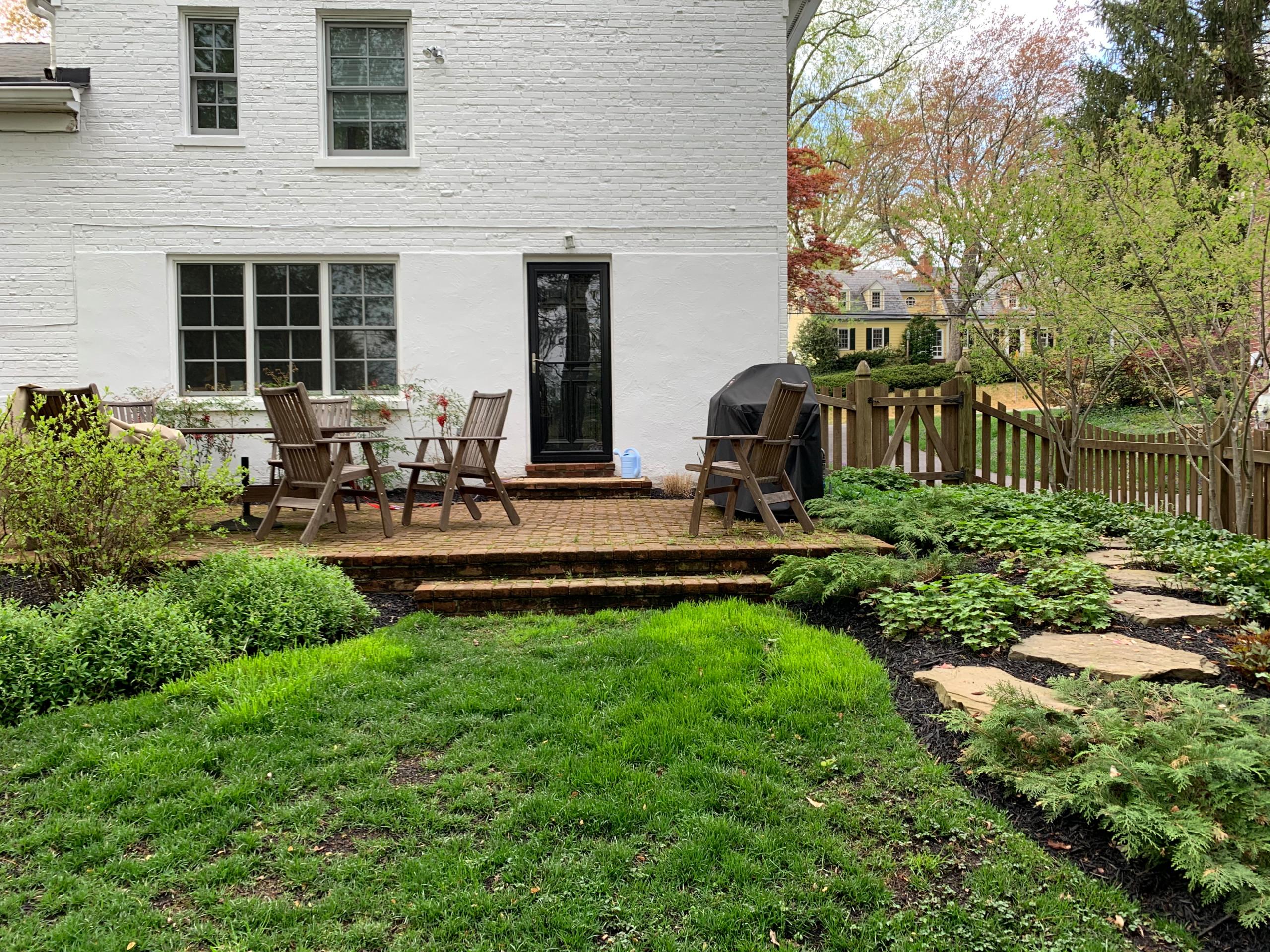 Kensington Backyard Retreat