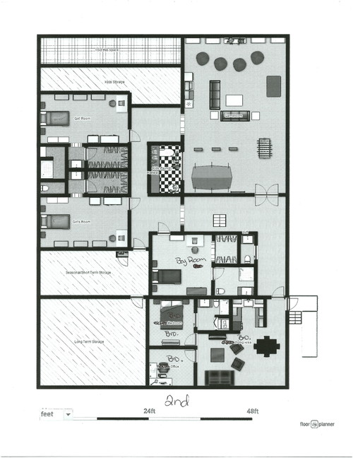 Multigenerational House Plans Multigenerational Home Plans