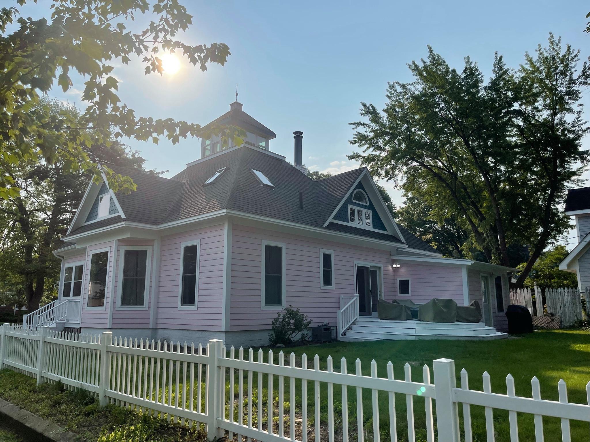 Pink House New Buffalo