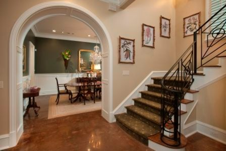 Formal Dining and Staircase