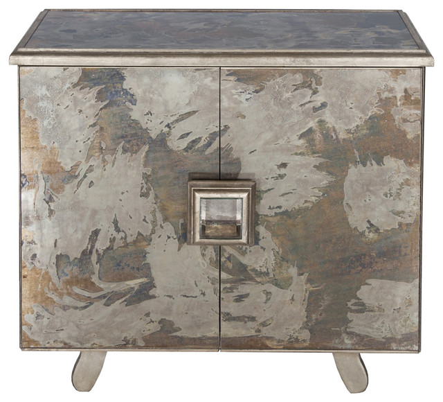 Lucy Mirrored Coffee Table: Lucy Antique Mirror Chest
