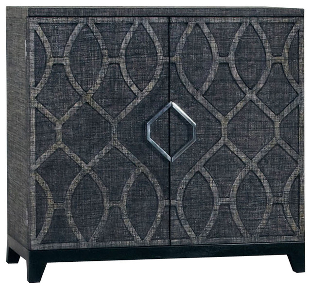 Hammary Hidden Treasures Door Chest Contemporary Accent Chests And Cabinets