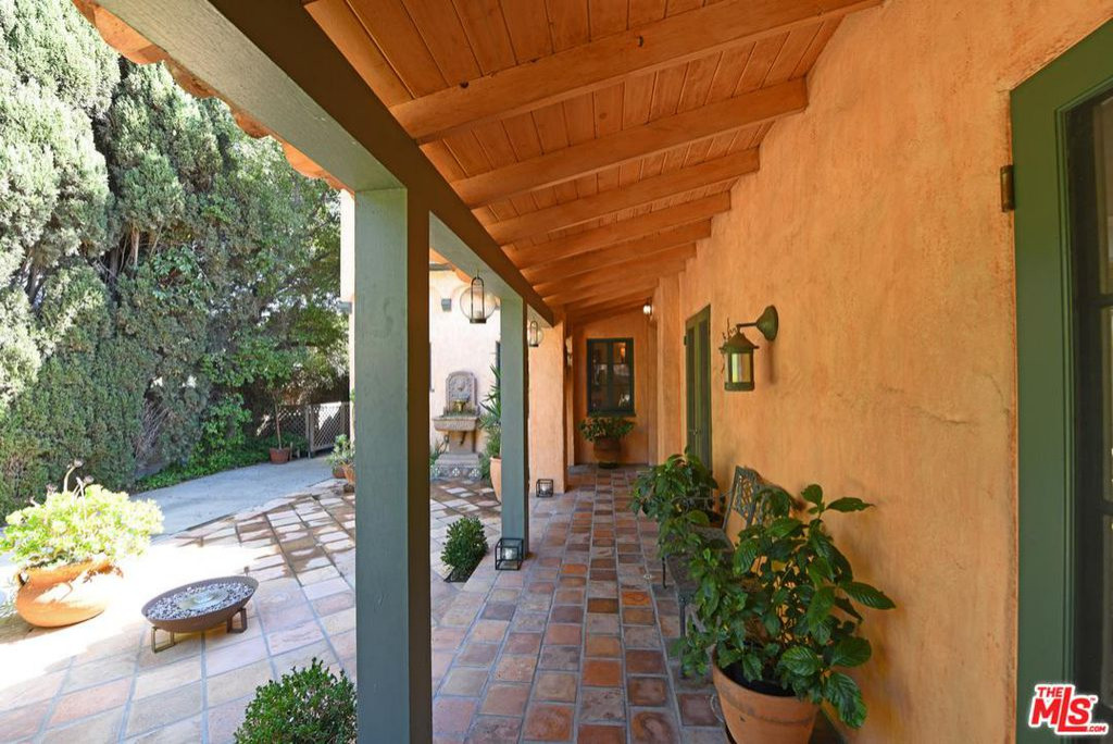 Transitional Spanish Colonial Addition and Remodel