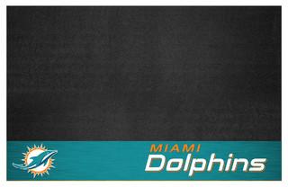 Nfl Miami Dolphins Grill Mat 26 Quot X42 Quot Contemporary