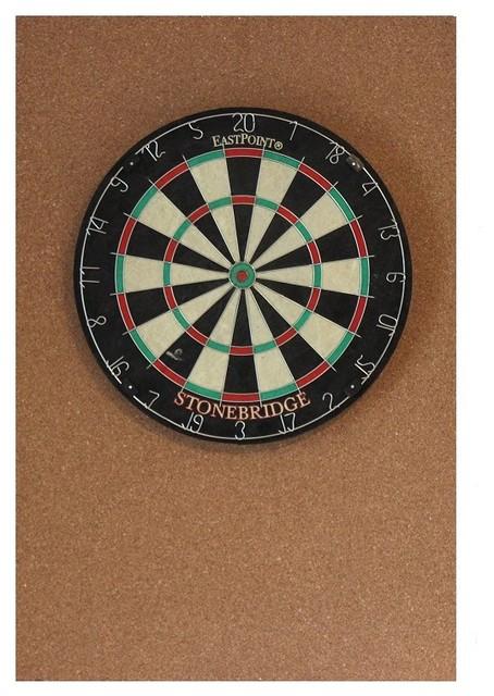 Jelinek Cork Dart Board Backer - Contemporary - Darts And Dartboards - by Jelinek Cork Group