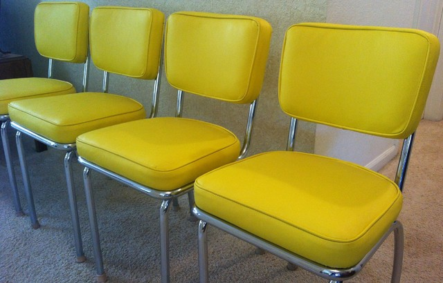 vintage dining chairs nz retro reupholstered furniture diner uk ebay
