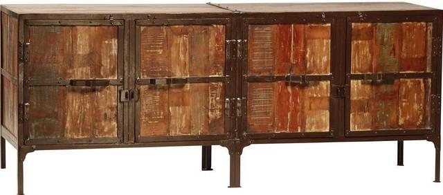 Genial Plasma Cabinet DOVETAIL DRESDEN Paint Tones