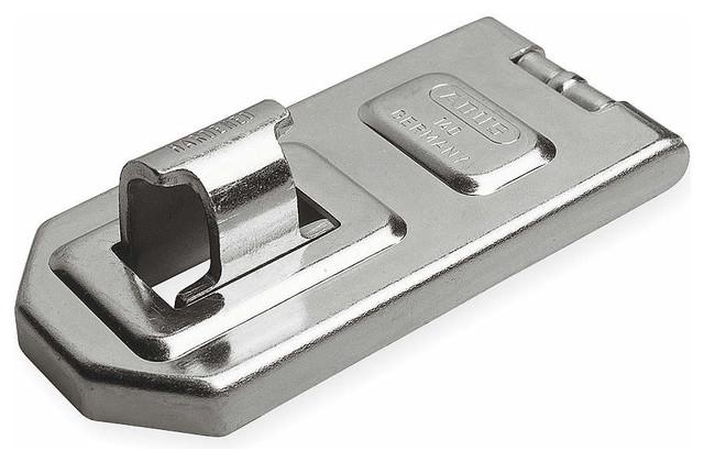 "... USA LLC ABUS Stainless Steel Hasp, 140/120 C 4-3/4"" - Door Hardware"
