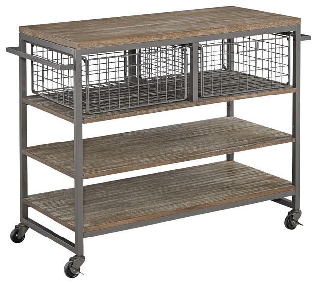 Iva Kitchen Cart.