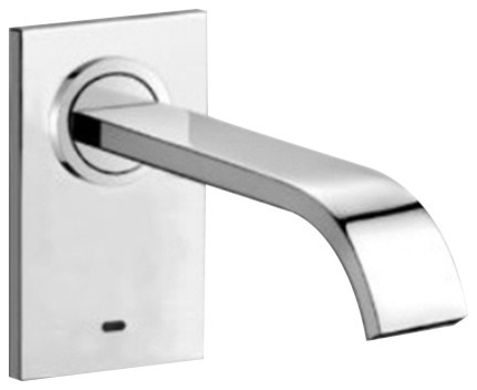 Super Commercial Wall Mount Automatic Motion Sensor Faucet Download Free Architecture Designs Rallybritishbridgeorg