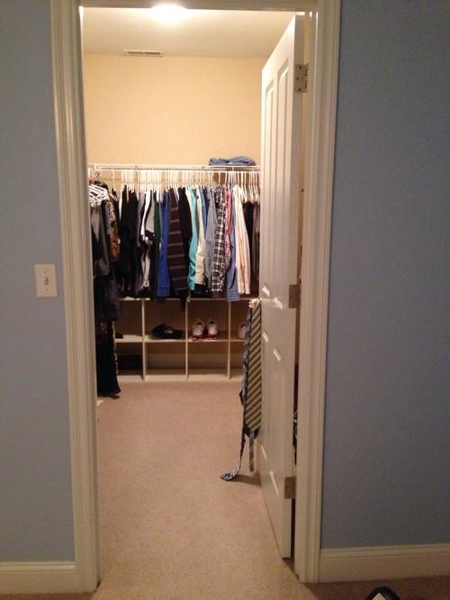 Perfect Walk  In Closet?