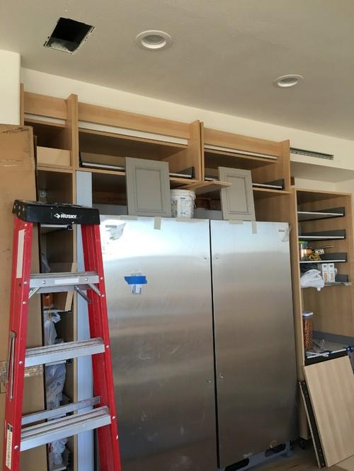 cutting ikea kitchen base cabinets to custom size doable