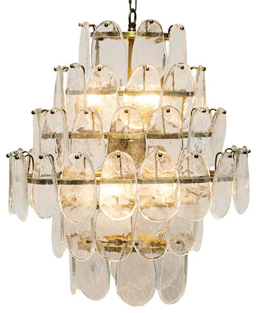 Tropea coastal antique brass oval glass plates chandelier tropea coastal antique brass oval glass plates chandelier beach style chandeliers aloadofball Choice Image