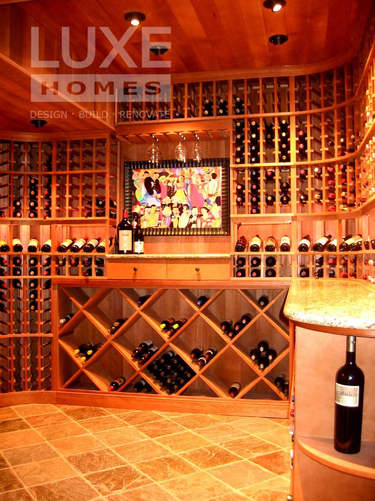 Custom Wine Cellars and Home Bars