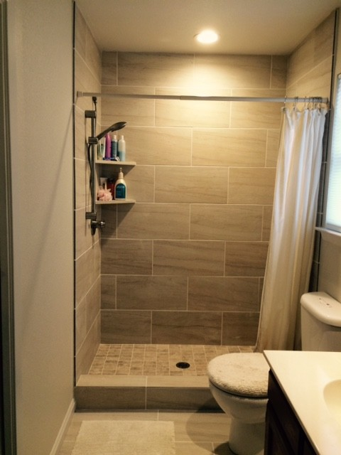 Help For Shower Enclosure
