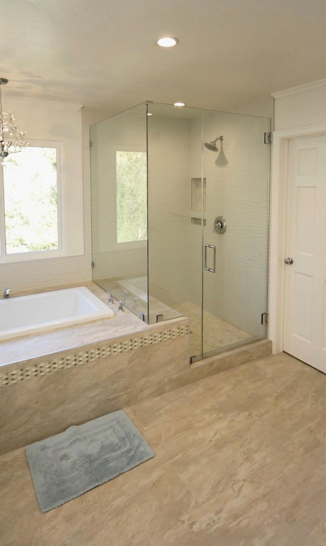 Bathroom remodel near Woodland Hills