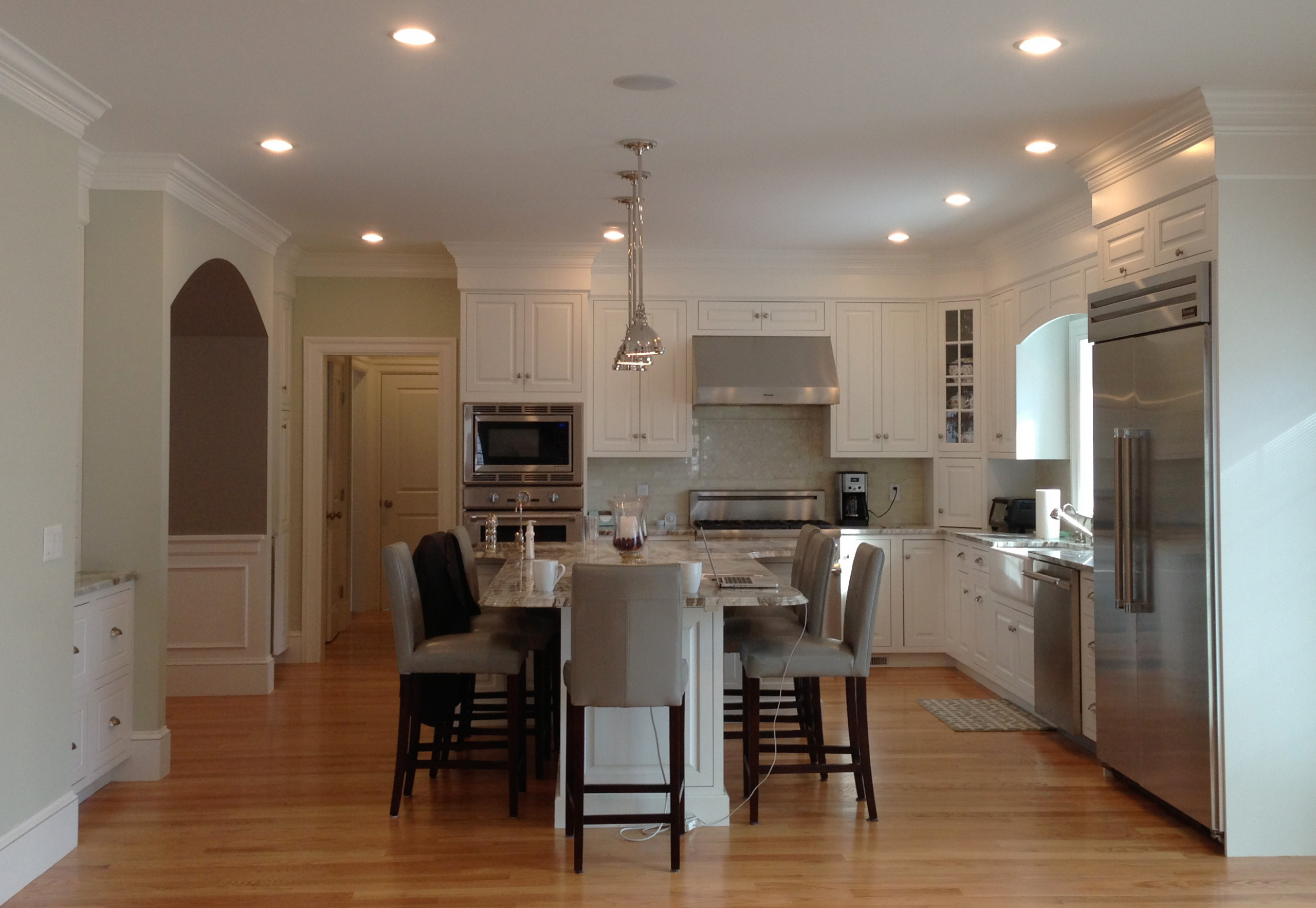 Sughrue Residence (new home), Winchester, MA