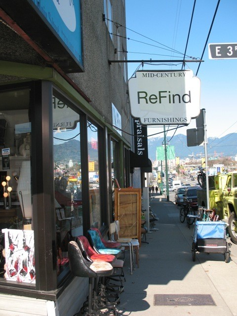 ReFind on Main and Third