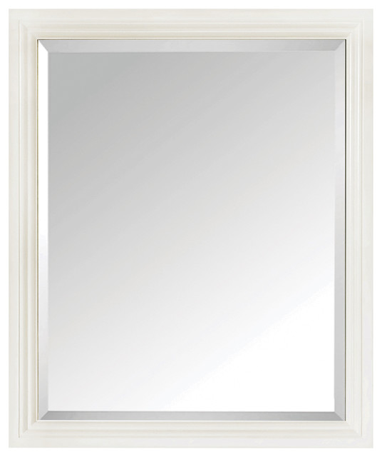 Avanity Thompson 28 Mirror French White Finish