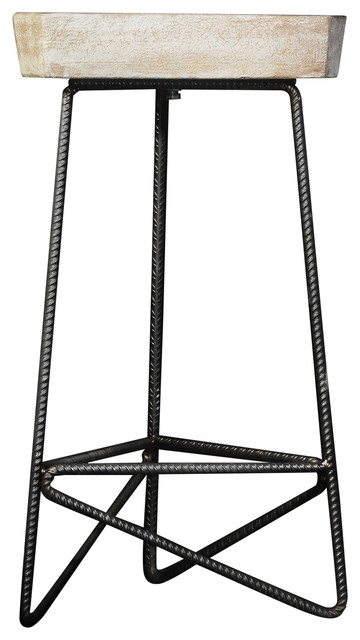 Triangle Bar Stool