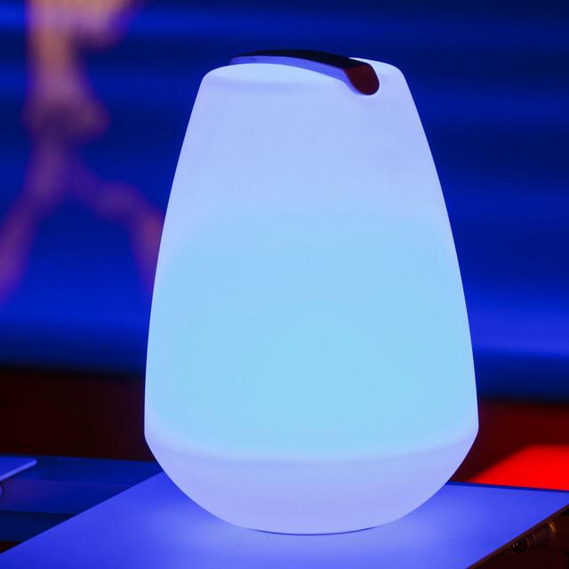 Superior Vessel   Outdoor Portable LED Lamp | Smart U0026 Green Contemporary Outdoor  Lighting