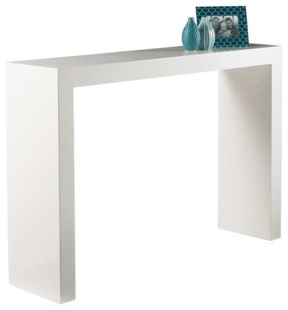 Clean Console Table Contemporary Console Tables
