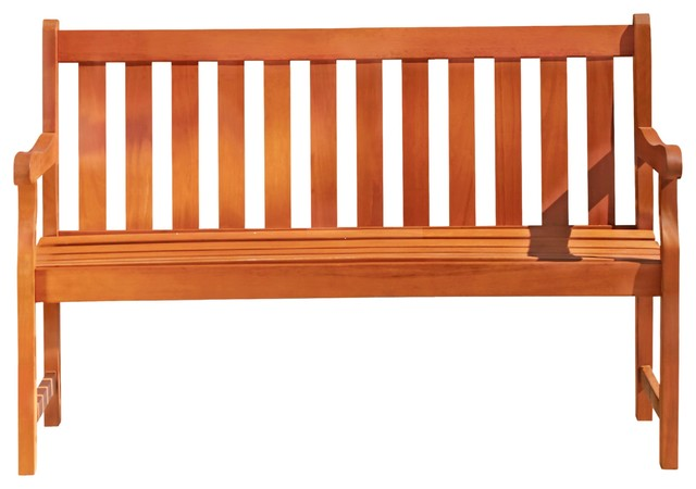 Outdoor 2-Seater Henley Bench.