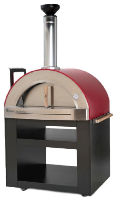 Forno Venetzia Torino 300 Outdoor Pizza Oven.