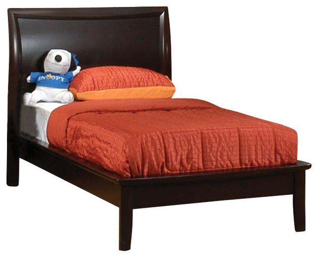 Phoenix Bed Modern Beds by Modern Furniture Warehouse