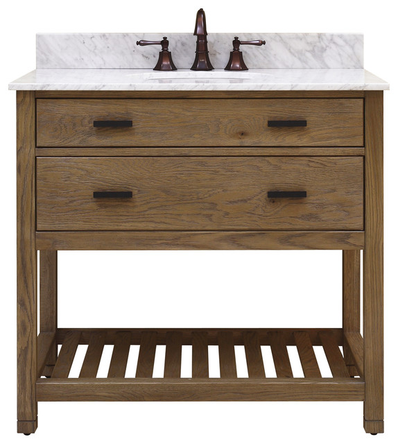 Toby Vanity Transitional Bathroom Vanities And Sink Consoles By Sagehill Designs