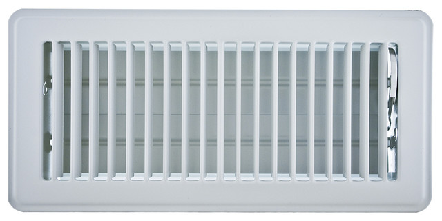 Accord Ventilation Classic Floor Register View In Your