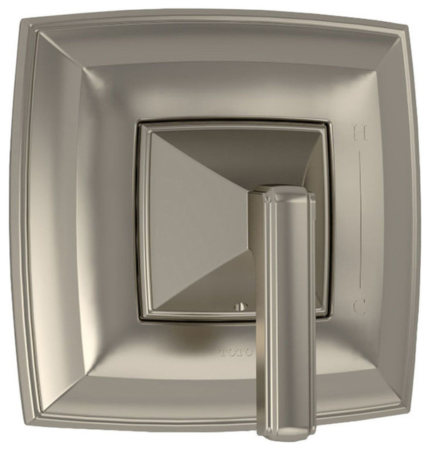 Toto Ts221P-Bn Connelly Brushed Nickel Pressure Balance Shower ...