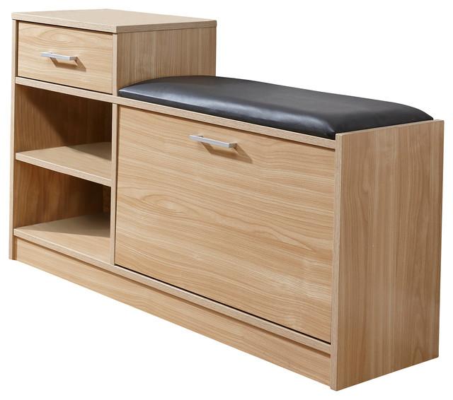 Malmo Shoe Bench   Modern   Shoe Storage   By Five Star Furniture